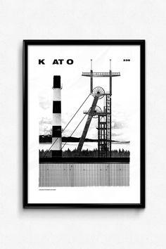 Plakat Kato