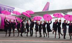 WizzAir - lucky guy!