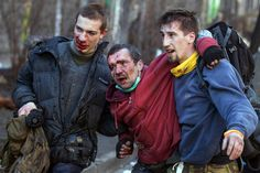 We're All Mad Here - Ukraine Police Storm Square In Deadliest Day Of...