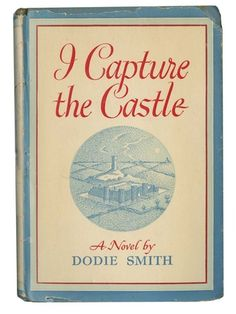 I Capture the Castle by Dodie Smith. Has anyone else ever started a novel with the heroine sitting in the sink? My mother gave me this and I never cease to be thankful for all the beautiful books she put my way. I Love Books, Great Books, Books To Read, I Capture The Castle, How To Cure Depression, Books For Teens, Teen Books, Beautiful Book Covers, Vintage Books
