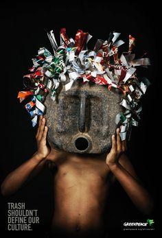 Greenpeace: Mask 3