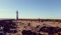 Port Fairy you're a wee bit pretty #lighthouse #greatoceanroad #portfairy #portfairypics #travelyourcountry #travelVIC #almostSA #instatravel #instagood #ocean #lighthousekeeper #jumpingshot #wanderlust #roadtrip #katanddaninavan by sunsetchaserkat http://ift.tt/1UokfWI