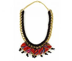Titicaca Necklace...love all the jewelry on this site