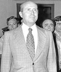 """General Dimitrios Ioannidis Millioner af døde: 0,2 Græsk militær junta 1967–1974. """"Den usynlige diktator"""", chef for Oberstjuntaens hem- melige politi, deltog i tortur af dissidenter. Afsatte sin egen chef, som han fandt for blød. Væltet da hans kup i Cypern førte til tyrkisk invasion og deling af øen."""