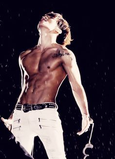 Jonghyun (SHINee). I'm not even gonna talk about his jawline ok.