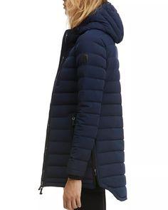Alion Mens Outwear Hoodie Lightweight Coats Winter Outwears Puffer