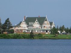 Dalvay by the Sea, Prince Edward Island, Canada. Enjoyed lunch here many years ago.