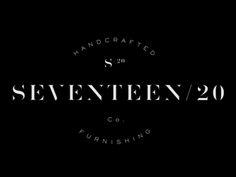 Seventeen20 Logo by Device Creative Collaborative