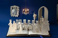 Su Blackwell's The Fairy-Tale Princess - Pinterest Idea of the Day (EasyLiving.co.uk)