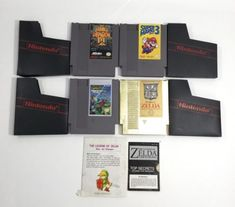 4pc Original NES Nintendo Game Lot- Double Dragon 3 - Zelda Gold - Super Mario 3: $99.99 End Date: Sunday Apr-8-2018 7:30:09 PDT Buy It Now…