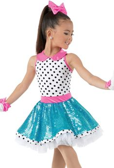 Children's Ballet Skirt Stage Dress Black Little Point Short-sleeved Performance Uniforms Clothe Dress Skirt Gymnastics Clothing. Dance Costumes Kids, Tap Costumes, Ballet Costumes, Girl Costumes, Dance Outfits, Dance Dresses, Girl Outfits, Gymnastics Outfits, Little Girl Dancing