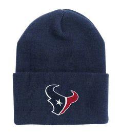 NFL End Zone Cuffed Knit Hat - K010Z, Houston Texans, One Size Fits All Reebok. $15.08
