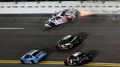 nascar daytona stage rules