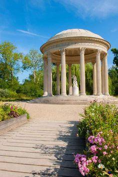 Versailles - Trianon - Temple de l'Amour