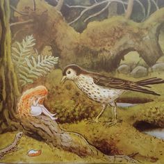There are images from childhood that inspire you and stay with you. Swedish illustrator Elsa Beskow is the artist behind some of the images that still manage to bring back some of that childhood wo...