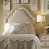 Found it at Wayfair - Twilight Bay Upholstered Headboard