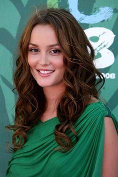 Lovely Curly Long Hairstyles