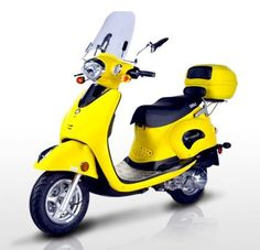 GnarlyPowerSports.com - BMS 150cc Romans Gas Scooter Moped w/ Windshield, $1,160.55 (http://www.gnarlypowersports.com/bms-150cc-romans-gas-scooter-moped-w-windshield/)