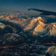 Insta Pictures, Mountain S, Alps, Airplane View, Travel Photography, Snow, Water, Outdoor, Instagram