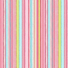 The Henley Studio - Flos Garden - Stripe in Pink Nursery Inspiration, Fabric Shop, Modern Fabric, Haberdashery, Girl Nursery, Fabric Design, Sewing Patterns, Cotton Fabric, Wallpaper