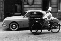 Edouard Boubat. Paris 1954