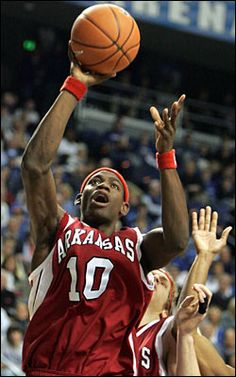 arkansas basketball ron brewer   NBA Draft 2006   Prospect Previews   A - D   THE OFFICIAL SITE OF THE ...