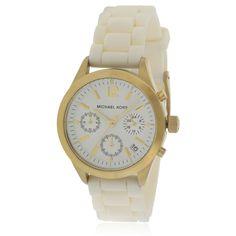 Michael Kors Jet Set Silicone male Watch MK5406, Women's