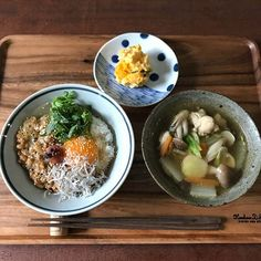 夏におすすめのスープ特集!みんなが作ってるカラダに優しいレシピを大公開♪ | folk Asian Recipes, Real Food Recipes, Healthy Recipes, Ethnic Recipes, Chinese Food, Japanese Food, Food N, Food And Drink, Snacks Dishes