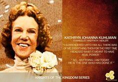 DE HONEYCOMB Kathryn Johanna Kuhlman Evangelist n Faith Healer https://www.facebook.com/honeycombdailydevotional/photos/a.783016655159700.1073741828.779882162139816/807187912742574/?type=3&theater …