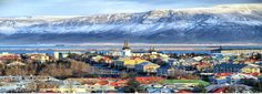 Iceland - Is one of the scarcely populated country in Europe with Reykjavik as its capital city set across Mt.Esja. Blue lagoon resort set in the Lava fields is extraordinary with its geothermal rich-mineral water reenergized the tourists.
