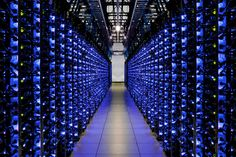 Take a Look Inside Google's High-Tech Data Centers   Hypebeast