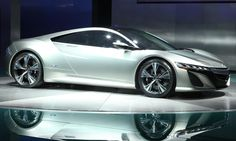Acura NSX is expected to be available  sometime in 2014