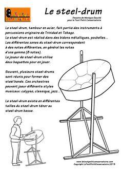 Le steel drum