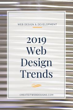 Having a website with 2019 web design trends help you attract customers and viewers to keep them on your website. This helps with your SEO. The website trends in this article include video backgrounds, broken grids, micro-animations, and many more. Web Design Trends, Web Design Jobs, Web Design Websites, Online Web Design, Web Design Quotes, Website Design Services, Web Design Agency, Web Design Tutorials, Web Design Company