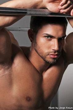 Darian Alvarez / © Jorge Freire Www.modelmayhem.c... # Pecs Six Pack Abs Bare Chest Hunk Hot Guy Nice Arms Male Body Men Shirtless Eye Candy Adonis Armpits Musculoso Fitness Model