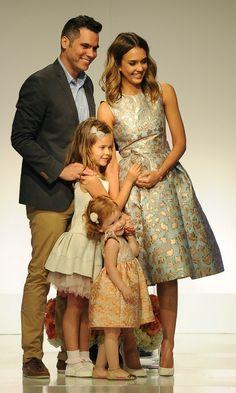 Las familias más guapas de la 'red carpet' - Foto 10