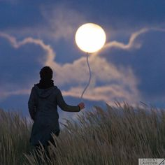 Magical Moon Photo Series Will Bring Out The Childish Wonder In You