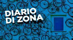 La copertina di Diario di Zona di Luigi Chiarella. Storie di ordinaria precarietà nell'Italia della crisi.