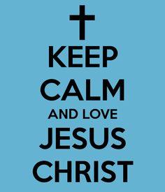 I Love You Jesus Christ | love jesus christ love jesus christ poster christian christmas jesus ...