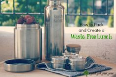 How to Pack and Create a Waste-Free Lunch