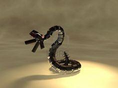 How this robot climbs walls using snake scales