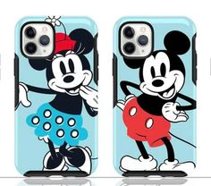 New Mickey And Friends OtterBox Cases Featuring The Sensational Six Friends Day, Mickey And Friends, Disney Phone Cases, Iphone Cases, Adventures By Disney, Disney Junior, Disney Merchandise, Disney Style, Disney Mickey