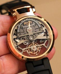 Bovet Pininfarina OttantaTre Tourbillon Watch