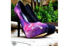 Space Stilletos - FashionFilmsNYC.com