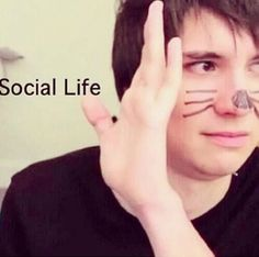 Dan understands - Fandom Shirts - Ideas of Fandom Shirts - Dan understands<<< its sad that I know that that picture is from the pinof That someone told phil to put his feet his mouth and it would be sexy British Youtubers, Best Youtubers, Phil Lester, Markiplier, Pewdiepie, Daniel James Howell, Dan And Phill, Dodie Clark, Phil 3