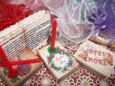Kleine Geschenke erhalten die Freundschaft. Weihnachtslicht mit Geschichte.