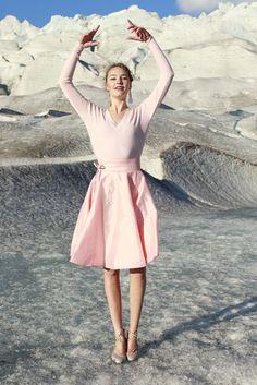 Celeste Skirt Pink
