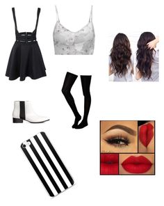 """Rebel"" by paige-doherty on Polyvore featuring ASOS, Live the Process and H&M"
