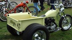 Harley Davidson Trike, Classic Harley Davidson, Custom Trikes, Custom Cars, Sportster Motorcycle, Sidecar Motorcycle, Motorcycle Tips, Vespa, Yamaha Xs1100