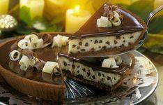 Druh receptu: Sladkosti - Page 75 of 328 - Mňamky-Recepty. Chocolate Chip Cookies, Chocolate Chip Cheesecake, Mini Chocolate Chips, Chocolate Cakes, Chocolate Cream, Eagle Brand Cheesecake Recipe, Cheesecake Recipes, Köstliche Desserts, Delicious Desserts